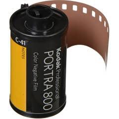 Kodak Portra 800 135-36 (Single Roll)