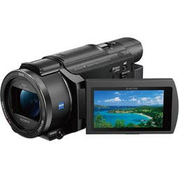 Sony AXP55 4K Handycam with Built-in projector