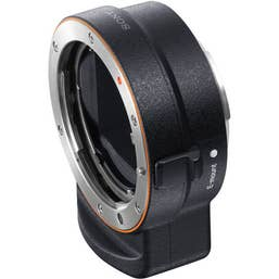 Sony LA-EA3 A-Mount to E-Mount Lens Adapter