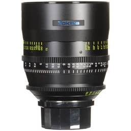 Tokina 85mm T1.5 Cinema Vista Prime Lens for PL Mount