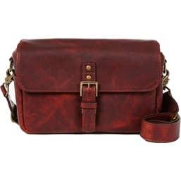 ONA Bowery Camera Bag - Italian Leather - Bordeaux