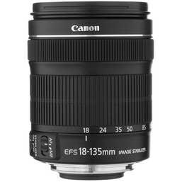 Canon EF-S 18-135mm f/3.5-5.6 IS STM Lens