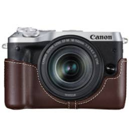 Canon EH-30CJ Camera body jacket for EOS M6 - Brown