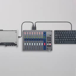 Zoom FRC-8 F-CONTROL Mixing Control Surface for the Zoom F8 & F4