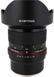 SAMYANG 14mm f/2.8 - Micro 4/3rds Full Frame
