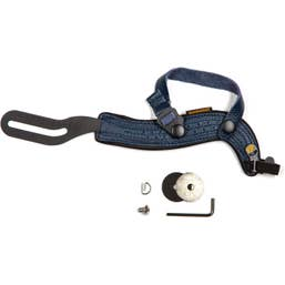 Spider Camera Holster SpiderPro Hand Strap - Dark Blue