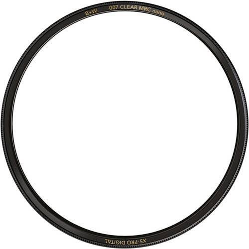 B+W 49mm XS-Pro Clear MRC-Nano 007 Filter