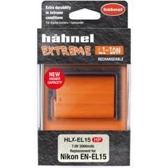 Hahnel Extreme EL-EN15HP Battery for Nikon (2000mAh, 7.0V)