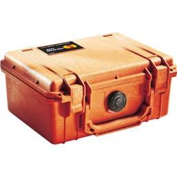 Pelican 1150 Case with Foam - Orange (1150O)
