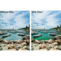 B+W 58mm XS-Pro Kaesemann High Transmission Circular Polarizer MRC-Nano Filter