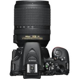 Nikon D5600 w.AF-S 18-140mm DX f3.5-5.6 G ED VR Lens