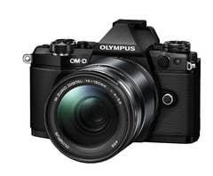 Olympus OM-D E-M5 MKII Adventure Kit ED 14-150mm F4-5.6 II Lens - Black