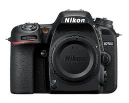Nikon D7500 DSLR Camera Body Only