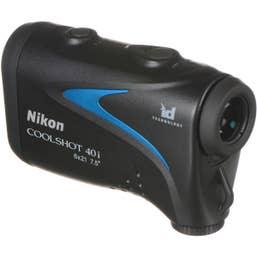 Nikon COOLSHOT 40i Laser Rangefinder - Black