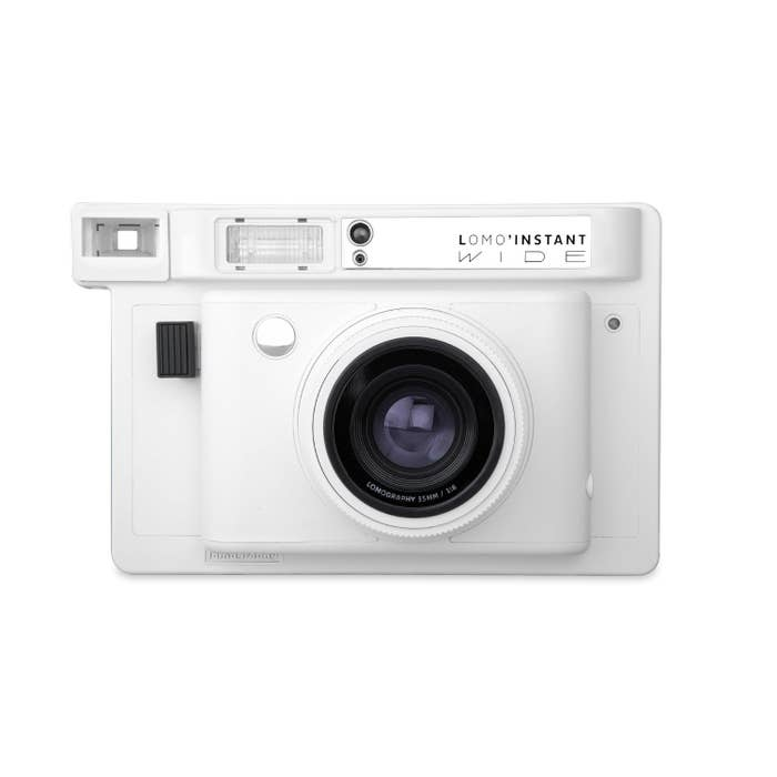 Lomography Instant Wide Camera - White