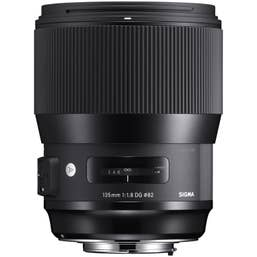Sigma 135mm f/1.8 DG HSM Art Lens for Canon