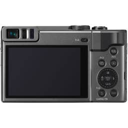 Panasonic Lumix DC-TZ90 Digital Camera (Black/Silver)