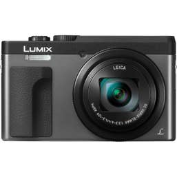 Panasonic Lumix DMC-TZ90 Digital Camera (Silver)
