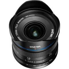 LAOWA 7.5mm f/2 - MFT Micro Four Thirds