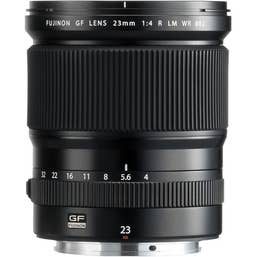 Fujifilm Fujinon GF 23mm f/4 R LM WR Lens