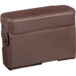 Fujifilm LC-X100F Leather Case (Brown)