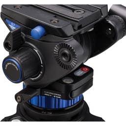 enro C373FBS7  Carbon Fiber Tripod Kit with S7 Video Head