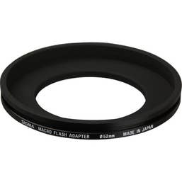 Sigma 52mm Adapter Ring for EM-140 DG Macro Ringlight Flash