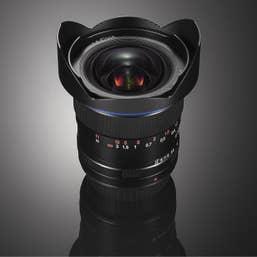 Laowa 12mm f/2.8 Zero-Distortion Lens for Canon EF