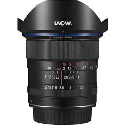 Laowa 12mm f/2.8 Zero-Distortion Lens for Nikon F