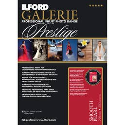 Ilford Galerie Prestige Smooth Pearl (5x7 inch - 100 Sheets)