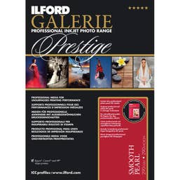 Ilford Galerie Prestige Smooth Pearl Paper - 4x6 inch - 100 Sheets