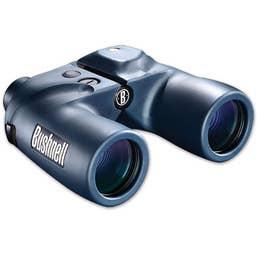 Bushnell 7x50 Marine Binocular with Illuminated Compass / Rangefinder