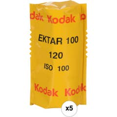 Kodak Ektar 100 Pro 120 5PK