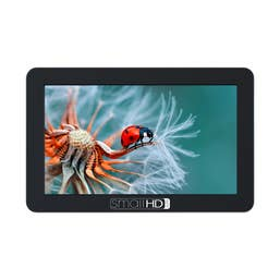 "SmallHD Focus 5"" Touchscreen Monitor with Daylight Visibility"