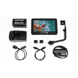 SmallHD Focus 5-Inch 4K Canon LP-E6 Bundle