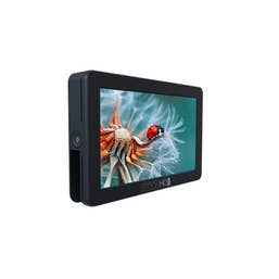 SmallHD Focus 5-Inch 4K Panasonic DMWBLF19 Bundle