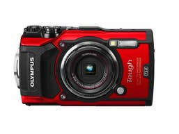 Olympus TG-5 - Red