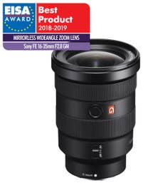 Sony FE 16-35mm f/2.8 GM Wide Angle Lens