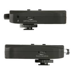 Micnova Lightning, Sound & Motion DSLR Trigger for Canon