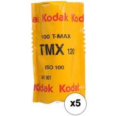 Kodak Professional T-Max 100 Film 120 5 Pack