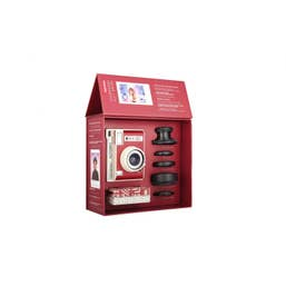 Lomo Instant Automat - South Beach - Red - 3 Lenses and Splitzer
