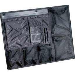 Pelican 1609 Photo Lid Organizer - for Pelican 1600, 1610 or 1620 Case