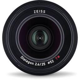 ZEISS - Loxia 25mm f/2.4 - Sony FE Mount