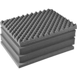 Pelican 1601 4 Piece Foam Set - for Pelican 1600 Case (Replacement)
