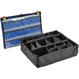 Pelican EMS Top and Bottom Divider Insert for 1600 Case