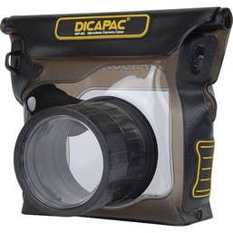 DiCAPac WPS3 Waterproof Case for Mirrorless Camera