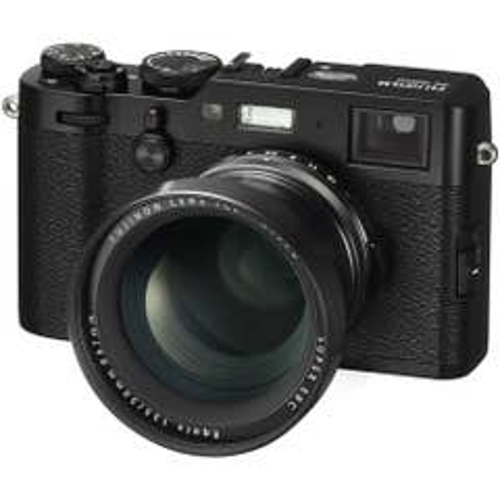 Fujifilm TCL-X100 II Tele Conversion Lens (Black)