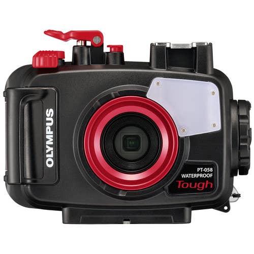 Olympus PT-058 Underwater Housing for TG-5 Camera