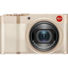 LEICA C-LUX, light-gold Camera
