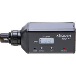 Azden 1201XT - Plug-in Transmitter for 1201 Series Receivers